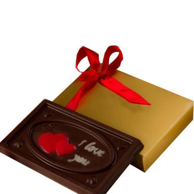 Buy I love you Chocolate Bar
