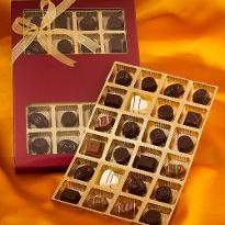 Classic Truffle Gift Box of 24