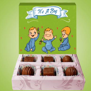 Buy Baby Boy Chocolates