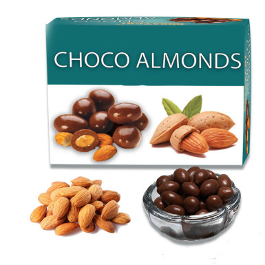 Buy Chocolate Almonds