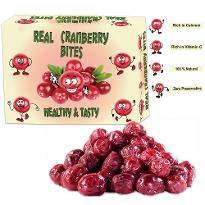 Cranberry Bites