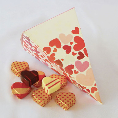 Buy Just for Us Valentine Chocolate