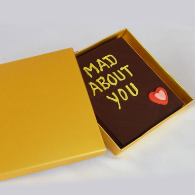 Buy Personalize your Valentine Chocolate
