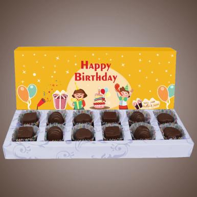 Buy Birthday Chocolate Box