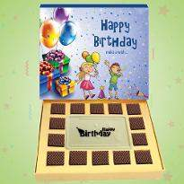 Birthday Chocolates