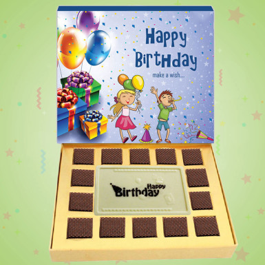 Buy Birthday Chocolates