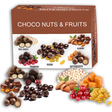 Buy Choco Nuts & Fruits