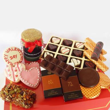 Buy Artisanal Healthy Chocolate Hamper