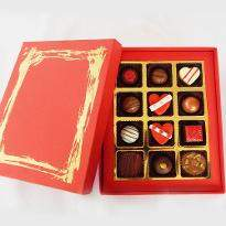 Assorted Chocolate Truffle Joy