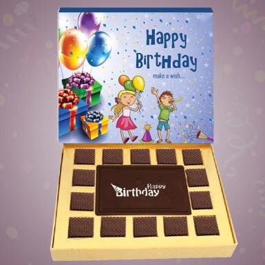 Buy Sweet Birthday Chocolates