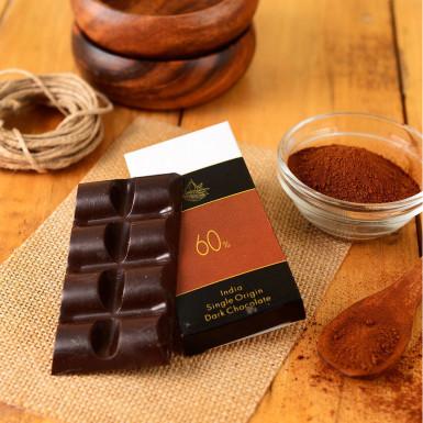 Buy Artisanal Dark Chocolate Bar Set of 2