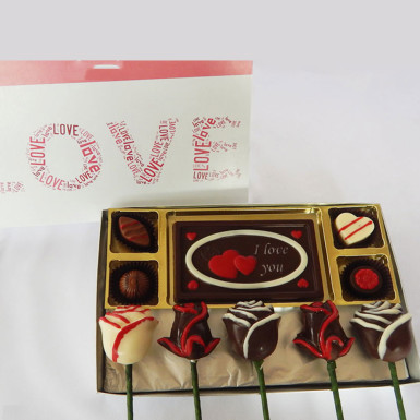 Buy Be My Valentine Chocolate
