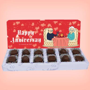 Buy Perfect Anniversary Chocolate