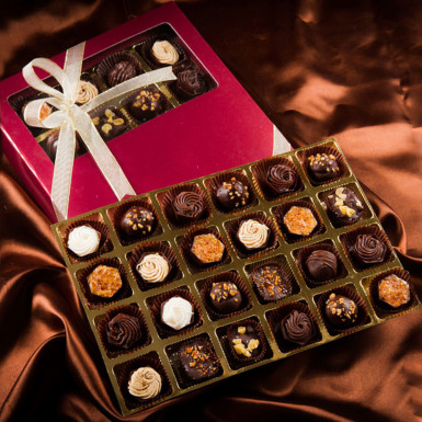 Buy Luxury Pralines box of 24