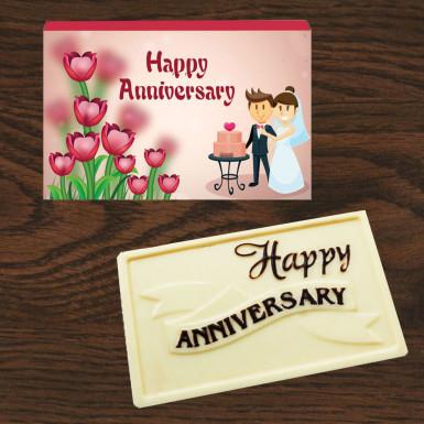 Buy Anniversary Chocolate