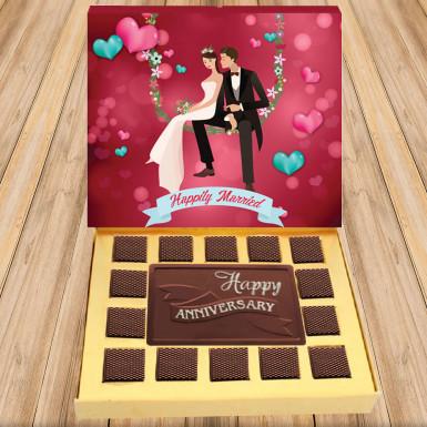 Buy Lovely Anniversary Chocolate