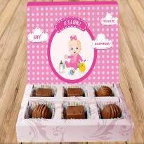 Baby Girl Chocolates