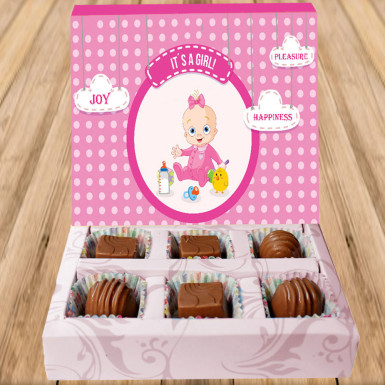 Buy Baby Girl Chocolates
