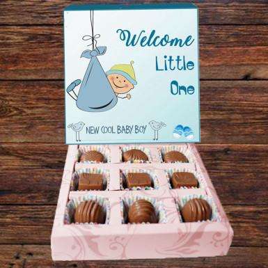 Buy Welcome Little One Chocolates