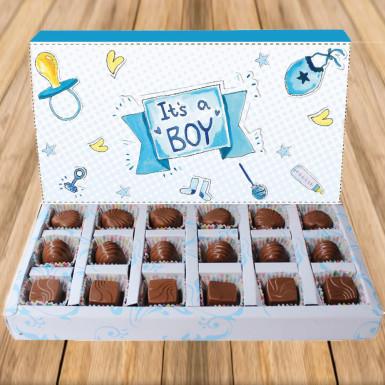 Buy Welcome Baby Chocolates