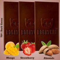 Dark Cocoa 3 in 1 Chocolate