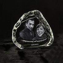Ice Berg Shaped Crystal Gift