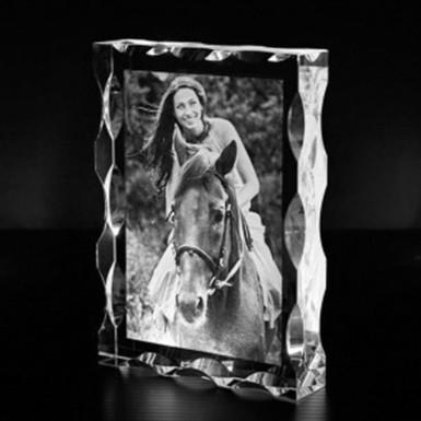 Buy Diamond Cut Frame Crystal