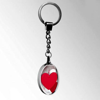 Buy Oval Key Chain