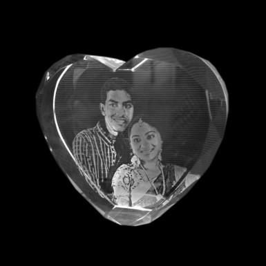 Buy Heart Shape Crystal