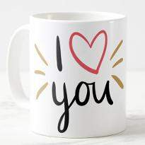 Express Love with Mug