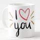 Buy Express Love with Mug