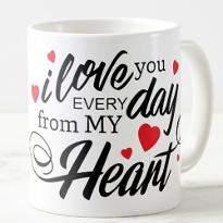 Love You Everyday Mug