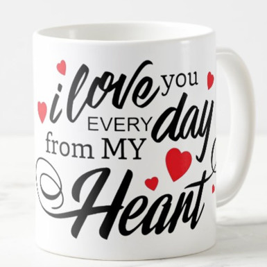 Buy Love You Everyday Mug