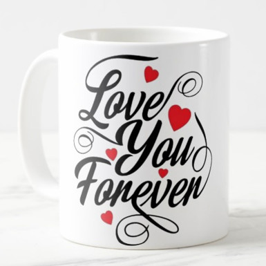 Buy Love You Forever Mug
