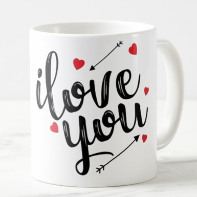 Buy I Love You Mug