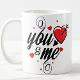 Buy You and Me Mug