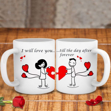 Buy Express Love with Mugs