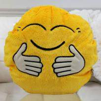 Hug Smiley Cushion