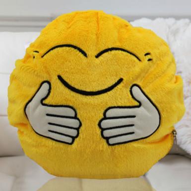 Buy Hug Smiley Cushion