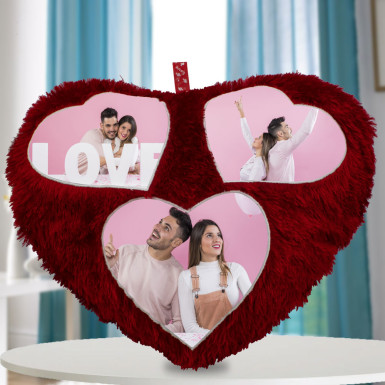 Buy Love Story Cushion