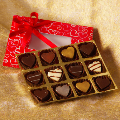 Buy Say It with Valentine Chocolate