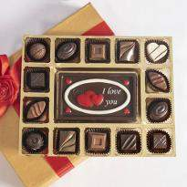 Assorted Valentines Chocolate