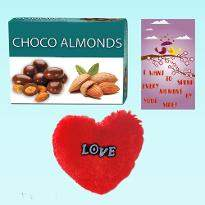 Choco Almonds Hamper