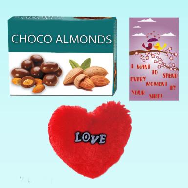 Buy Choco Almonds Hamper