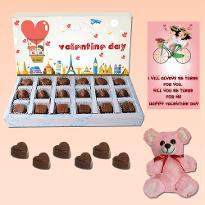Valentine Hamper for Your Beloved