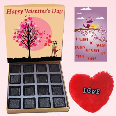 Buy Hearty Chocolates Hamper