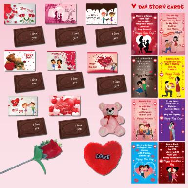 Buy Passionate Chocolate Love Hamper