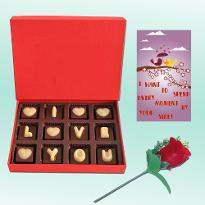 Romantic Chocolates