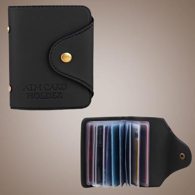 Buy Black Card Holder