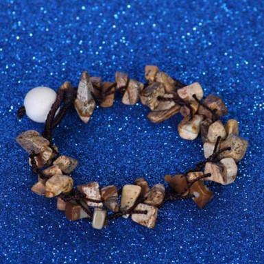 Buy Natural Stone Wrister